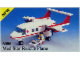 Set No: 6356  Name: Med-Star Rescue Plane