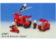 Set No: 6366  Name: Fire & Rescue Squad