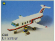 Set No: 6368  Name: Jet Airliner