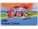 Set No: 6401  Name: Seaside Cabana