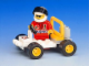 Set No: 6406  Name: Go-Kart polybag