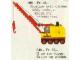 Set No: 643  Name: Mobile Crane