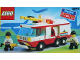 Set No: 6440  Name: Jetport Fire Squad