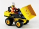 Set No: 6470  Name: Mini Dump Truck
