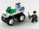 Set No: 6471  Name: 4WD Police Patrol
