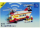Set No: 6482  Name: Rescue Helicopter