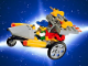 Set No: 6491  Name: Rocket Racer