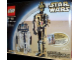 Set No: 65081  Name: R2-D2 8009 / C-3PO 8007 Droid Collectors Set