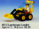 Set No: 6512  Name: Landscape Loader