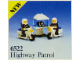 Set No: 6522  Name: Highway Patrol