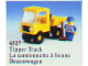 Set No: 6527  Name: Tipper Truck