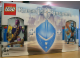 Set No: 65579  Name: Knights' Kingdom Value Pack 8770 and 8771 with Foam Helmet