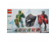 Set No: 65580  Name: Knights' Kingdom Value Pack 8772 and 8774 with Foam Helmet