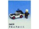 Set No: 6600  Name: Police Patrol