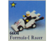 Set No: 6604  Name: Formula-I Racer