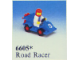 Set No: 6605  Name: Road Racer