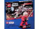 Set No: 66221  Name: X-wing Fighter and Luke Pilot Maquette Co-Pack (TRU Exclusive)