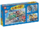 Set No: 66239  Name: City Super Pack 4 in 1 (7898, 7997, 7895, 7896)