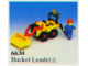 Set No: 6630  Name: Bucket Loader