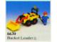 Set No: 6630  Name: Bucket Loader