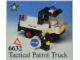 Set No: 6632  Name: Tactical Patrol Truck