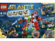 Set No: 66365  Name: Atlantis Super Pack 4 in 1 (8057, 8058, 8059, 8080)