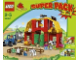 Set No: 66367  Name: Duplo Farm Super Pack 3 in 1 (5649, 5644, 5646)