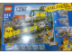 Set No: 66374  Name: City Super Pack 4 in 1 (7895, 7896, 7937, 7939)