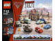 Set No: 66386  Name: Cars 2 Super Pack 3 in 1 (8206, 8426, 8487)