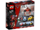Set No: 66387  Name: Cars 2 Super Pack 3 in 1 (8200, 8201, 8206)