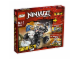 Set No: 66394  Name: Ninjago Super Pack 3 in 1 (2506, 2259, 2260)