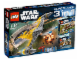 Set No: 66396  Name: Star Wars Super Pack 3 in 1 (7877, 7929, 7913)