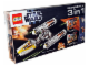 Set No: 66411  Name: Star Wars Super Pack 3 in 1 (9488, 9489, 9495)