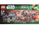 Set No: 66473  Name: Star Wars Super Pack 3 in 1 (75015, 75016, 75019)