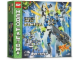 Set No: 66482  Name: Hero Factory Super Pack 2 in 1 (44008, 44009)