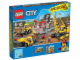 Set No: 66521  Name: City Super Pack 3 in 1 (60073, 60074, 60076)