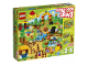 Set No: 66538  Name: Duplo Forest Super Pack 3 in 1 (10581, 10582, 10584)