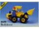 Set No: 6658  Name: Bulldozer