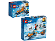 Set No: 66585  Name: Arctic Expedition Building Kit