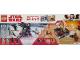 Set No: 66597  Name: Star Wars Super Pack 2 in 1 (75197, 75198)