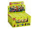 Set No: 66605  Name: Minifigure, Series 19 (Box of 60)