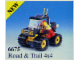 Set No: 6675  Name: Road & Trail 4x4