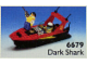 Set No: 6679  Name: Dark Shark