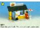 Set No: 6683  Name: Burger Stand