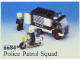 Set No: 6684  Name: Police Patrol Squad