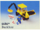 Set No: 6686  Name: Backhoe
