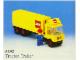 Set No: 6692  Name: Tractor Trailer