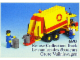 Set No: 6693  Name: Refuse Collection Truck