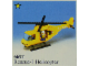Set No: 6697  Name: Rescue-I Helicopter