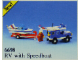 Set No: 6698  Name: RV with Speedboat